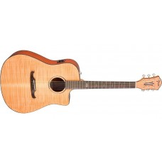 Fender  T-Bucket  400CE  Flamed  Maple    Acoustic  Electric  Guitar  Natur