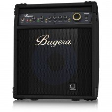 Bugera BXD12A 1000 Watt 2 Channel Bass Amplifier with 12 Turbosound Aluminu