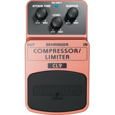 Behringer CL9 Classic Compressor Limiter Effects Pedal