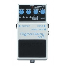 Rental- Boss DD-7 Digital Delay Pedal