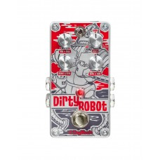 Digitech  DirtyRobot  synthesizer  emulation  pedal  for  guitar  and  bass