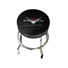 Fender 30 inch Custom Shop Pinstripe Bar Stool