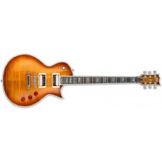 ESP  LTD  EC1000  Flamed  Maple  Amber  Sunburst