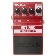 Rental- Digitech X-Series XHR Hot Rod Distortion Pedal