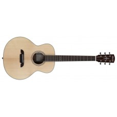 Alvarez  LJ2E  Little  Jumbo  Acoustic  Electric  Travel  Size  Guitar  Nat