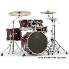 Mapex  MA504SFRW  5  Piece  Mars  Shell  Pack  Bloodwood  Fusion