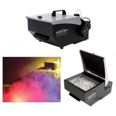 American Dj Mister Kool Low Lying Professional Fog Machine