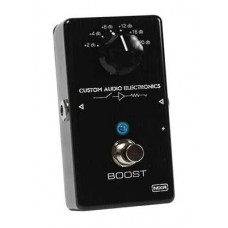 MXR MC401 Boost Pedal Custom Audio Electronics