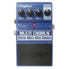 Rental- Digitech X-Series XMC Multi Chorus Pedal