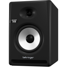 Behringer NEKKST K6 Audiophile Bi-Amped 6 inch 100 Watt Studio Monitors