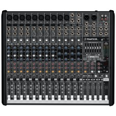 Rental- Mackie PROFX16 16-channel Professional Effects Mixer with USB