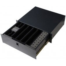 Wireless Microphone Drawer - 3U