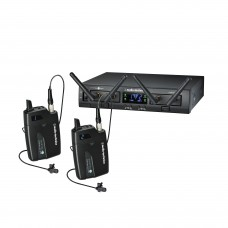 Audio Technica System 10 Pro Dual Digital Wireless System with 2 Body Packs