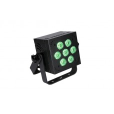 Rental - Blizzard Lighting Hotbox EXA RGBAW plus UV Led DMX Wash Lighting F