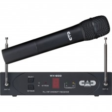 Rental - CAD Audio WX1200 Wireless Handheld Microphone System