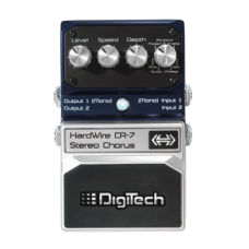 Rental- Digitech Hardwire Stereo Chours Pedal