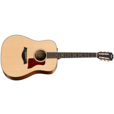 Used - Taylor  510E  Dreadnought  Acoustic  Electric  Guitar  with  Hardshe