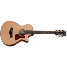 Taylor 552CE 12 Fret Acoustic Electric 12 String Guitar with Hardshell Case