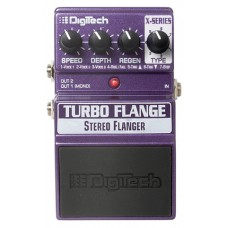 Rental- Digitech X-Series XTF Turbo Flanger Pedal