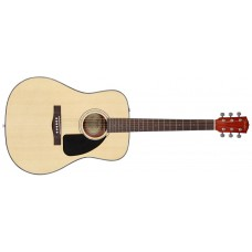 Fender  CD60  Acoustic  Guitar  Natural  with  Fender  Hard  Case