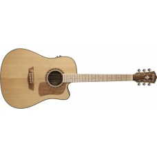 B - Stock Washburn  WCSD50SCEK Solid Sitka Spruce Top Koa Back Sides with G
