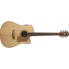 Washburn  WCSD52SCEK  Solid  Sitka  Spruce  Top  Koa  Back  Sides  with  Ba