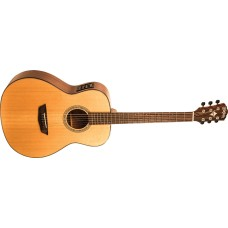 Open Box - Washburn WLO100SWEK Woodline Solid Wood Series Orchestra Body Ac