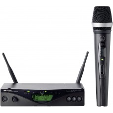 Rental - AKG WMS450 D5 12 Channel True Diversity Wireless Handheld Cardioid