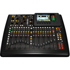 Rental- Behringer X32 Compact 40-Input 25-Bus