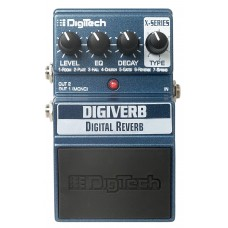 Rental- Digitech XDV X-Series Digital Reverb and Cabinet Modeling Outputs