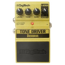 Rental Digitech XTD X-Series Tonedriver Distortion Overdrive Morphing and C