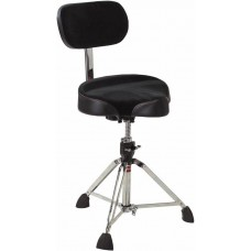 Gibraltar  9608MB  Heavy  Duty  Professional  Throne  with  Moto  Seat  and