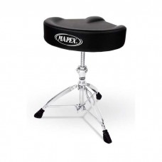 Mapex T755A Double Braced Throne with Saddle-style Cushioned Seat