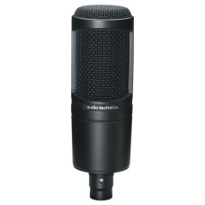 Rental - Audio Technica AT2020 Cardioid Studio Condenser Microphone