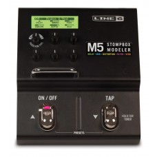 Line 6 M5 Single effect Stompbox