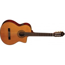 Washburn C64SCE Electric Acoustic Guitar Classical