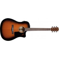 Fender CD60CE Acoustic Electric Guitar Sunburst