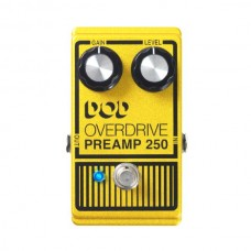 Dod 250 Overdrive/Preamp Classic Reissue Pedal