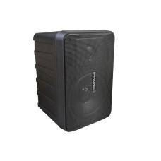 Phonic SE206 Indoor Outdoor All Weather Speaker Black -Free Shipping