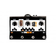 T Rex Spindoctor-2 Programmable 4 Channel Tube Preamp