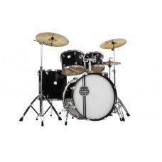 Rental - Mapex VR5295 5 Piece Voyager Drum Set Black