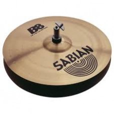 Rental- Sabian B8 Pro 14 Inch medium Hi Hat Pair