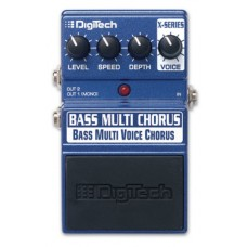 Rental- Digitech X-Series XBC Bass Multi Chorus Pedal
