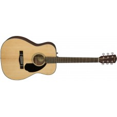 Fender CC60S Acoustic Guitar Natural Finish