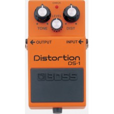 Rental- Boss DS-1 Distortion Pedal