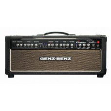 Rental- Genz Benz El Diablo 60T Brown Tribal Series All Tube Switchable 60