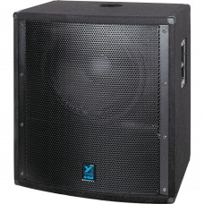 Rental- Yorkville LS801P 1500 Watt (2500 peak) 18 Inch Powered Subwoofer Sp