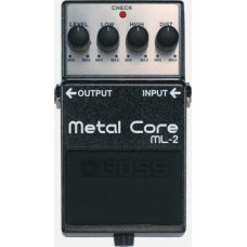 Rental- Boss ML-2 Metal Core Pedal
