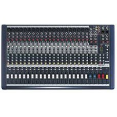 Rental - Soundcraft MPM22 20 Channel Mixing Board