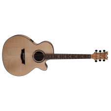 Dean PE-UFM-GN Performer Ultra Acoustic Electric Flamed Maple Top inGloss N